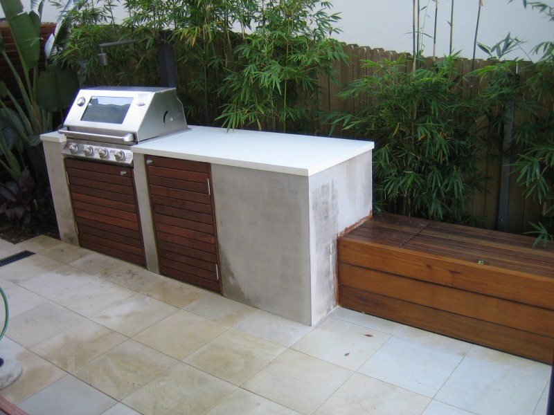 1000 images about bbq area ideas on pinterest diy for Bbq kitchen designs